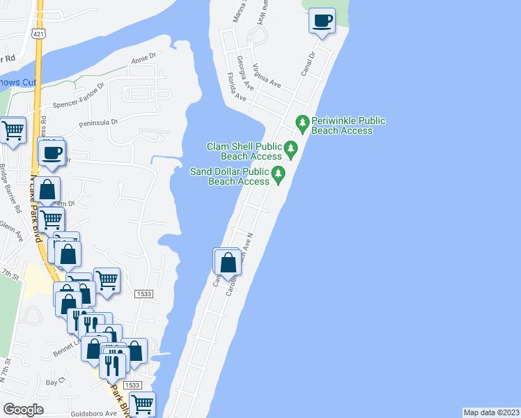 Carolina Beach Ave N & Starfish Ln, Carolina Beach NC - Walk ... on st. helena nc map, cowee nc map, butters nc map, arapahoe nc map, united states nc map, springfield nc map, boone nc map, myrtle grove nc map, beaufort nc map, cary nc map, northampton nc map, north carolina map, ranlo nc map, new hanover county nc map, alliance nc map, cedar rock nc map, bath nc map, durants neck nc map, wilmington nc map, mt. mitchell nc map,
