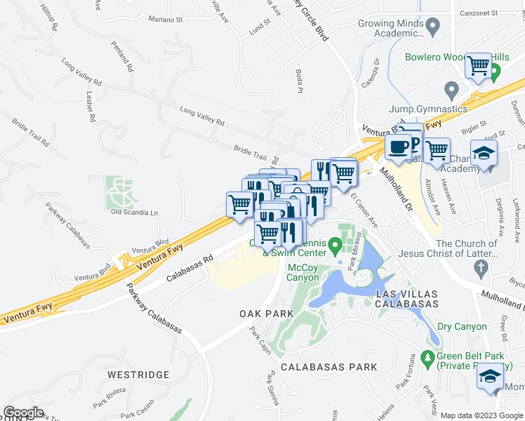 23679 Calabasas Road, Calabasas CA - Walk Score on