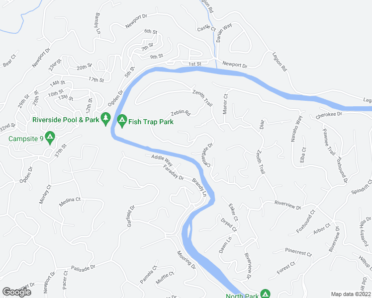 map of restaurants, bars, coffee shops, grocery stores, and more near 805 Centergate Drive in Ellijay