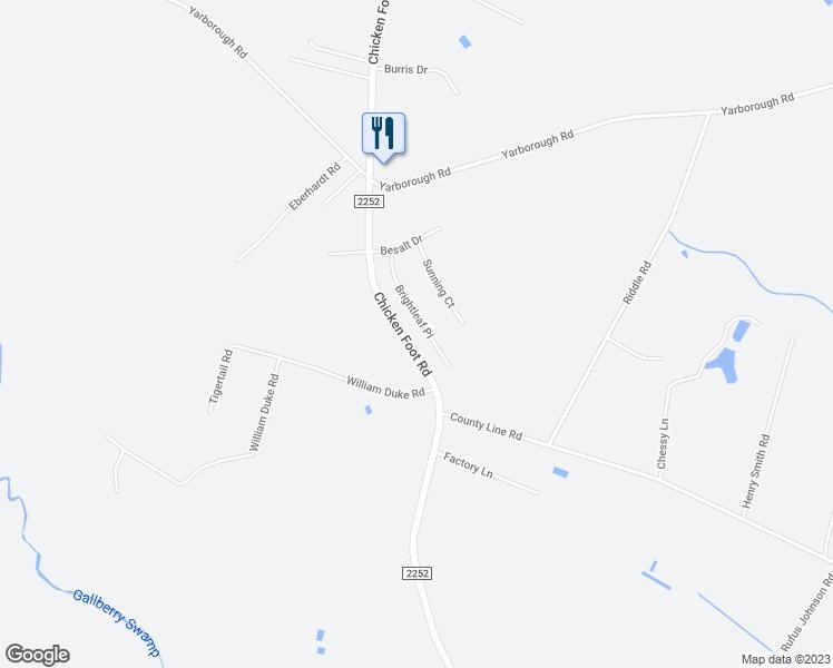 St Paul Nc Map.8494 Brightleaf Place Saint Pauls Nc Walk Score