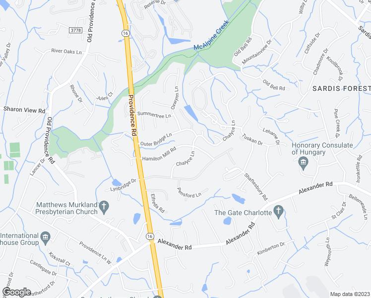 Hamilton Nc Map.2309 Hamilton Mill Road Charlotte Nc Walk Score