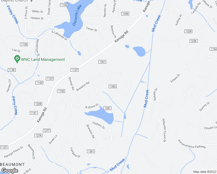 map of restaurants, bars, coffee shops, grocery stores, and more near 104 Newport Road in Hendersonville