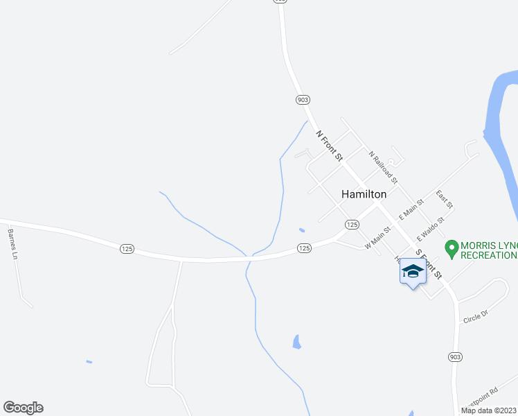 Hamilton Nc Map.Hamilton Nc Walk Score