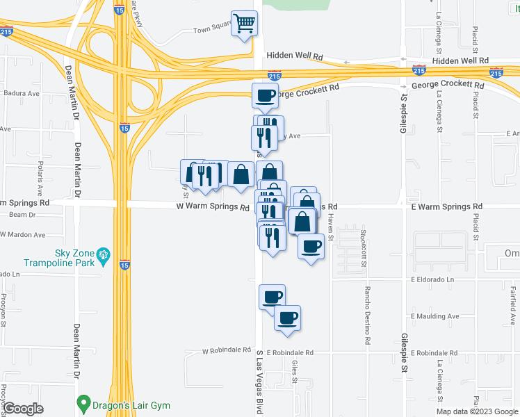 S Las Vegas Blvd & E Warm Springs Rd, Enterprise NV - Walk Score Deuce Las Vegas Map on las vegas deuce route, double-decker bus vegas map, vegas deuce route map, las vegas maps printable, las vegas deuce schedule, vegas strip map, las vegas bus,