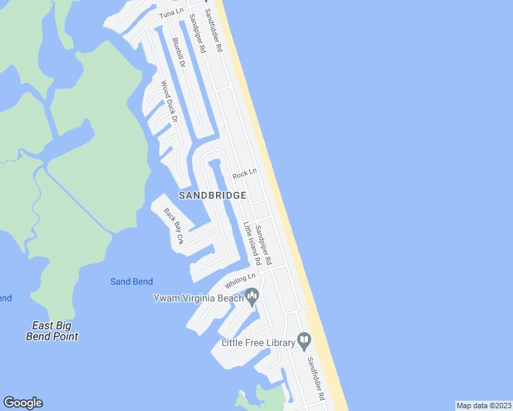 Restaurants Near  Sandpiper Road Virginia Beach