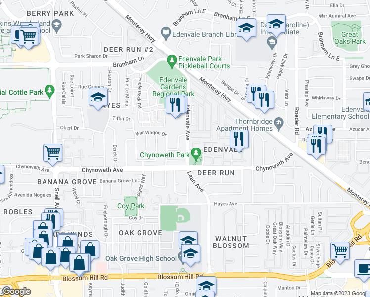 Edenvale Apartments San Jose