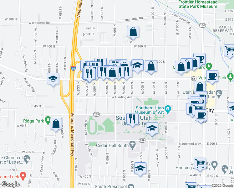 116 North 800 West, Cedar City UT - Walk Score on google maps taylorsville utah, google maps st. george utah, map of cedar mountain utah, google maps eden utah, google maps hurricane utah, google maps saint george utah, southern utah, google map of utah, google maps tooele utah, google maps midvale utah,