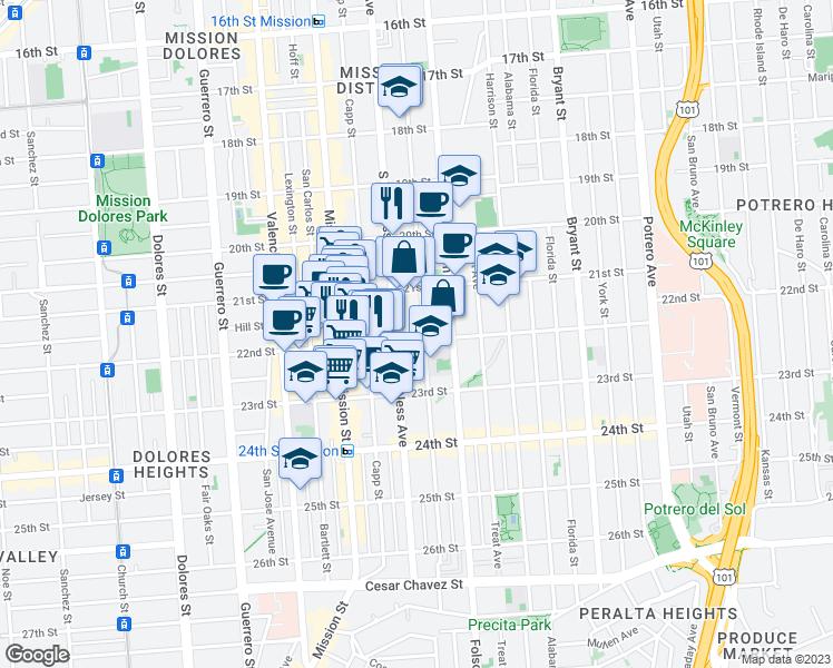 Restaurants Near Nd Street San Francisco