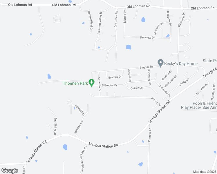 5529 South Brooks Drive, Jefferson City MO - Walk Score
