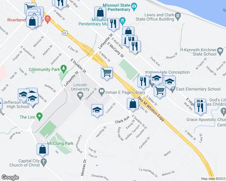 619 East Capitol Avenue, Jefferson City MO - Walk Score Map Of Capitol Jefferson City Mo on map of linn creek mo, map of rock port mo, map of linn county mo, map of dunklin county mo, map of bellefontaine neighbors mo, map of el dorado springs mo, map of mokane mo, map of edgar springs mo, map of oak ridge mo, map of sturgeon mo, map of jefferson county mo, map of spanish lake mo, map of kirbyville mo, map of north county mo, map of saline county mo, map of des peres mo, map of missouri, map of irondale mo, map of greentop mo,