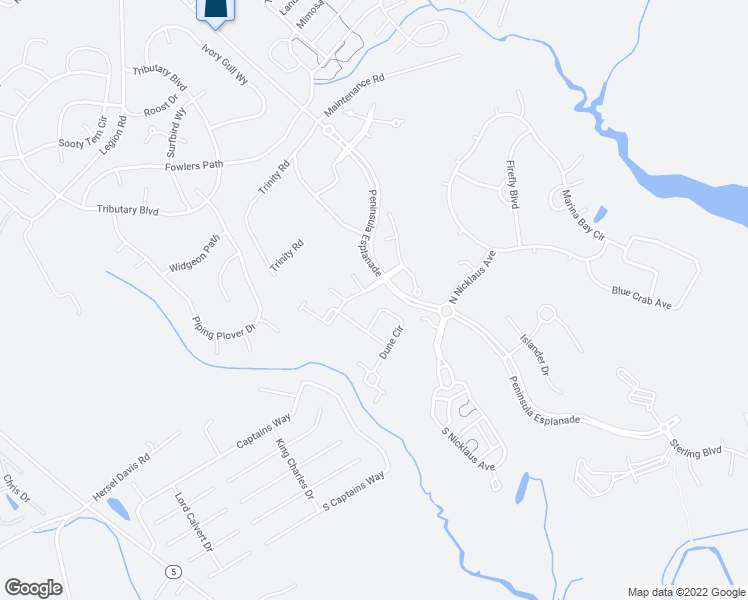 map of restaurants, bars, coffee shops, grocery stores, and more near in Millsboro