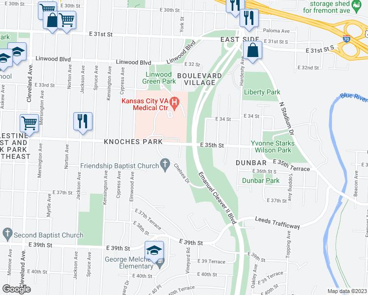 3501 Brighton Avenue Kansas City Mo Walk Score