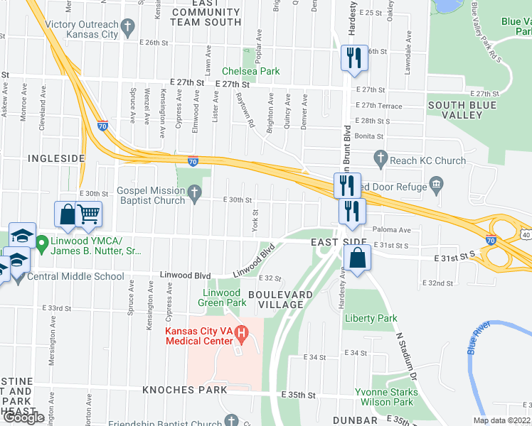 3012 Brighton Avenue Kansas City Mo Walk Score