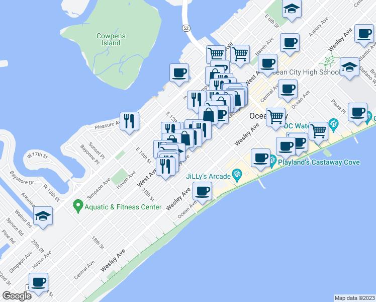 1228 Asbury Avenue Ocean City Nj Walk Score
