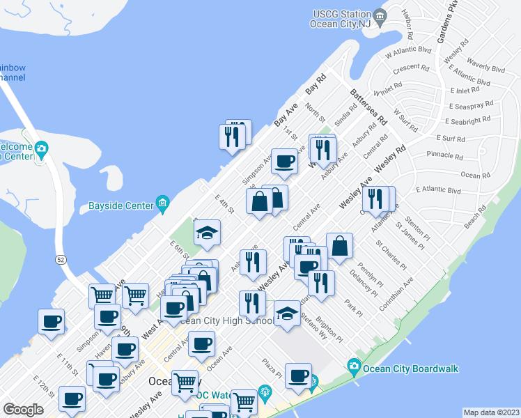 316 West Avenue Ocean City Nj Walk Score