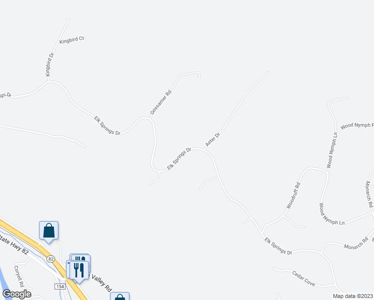 1515 Elk Springs Drive, Glenwood Springs CO - Walk Score