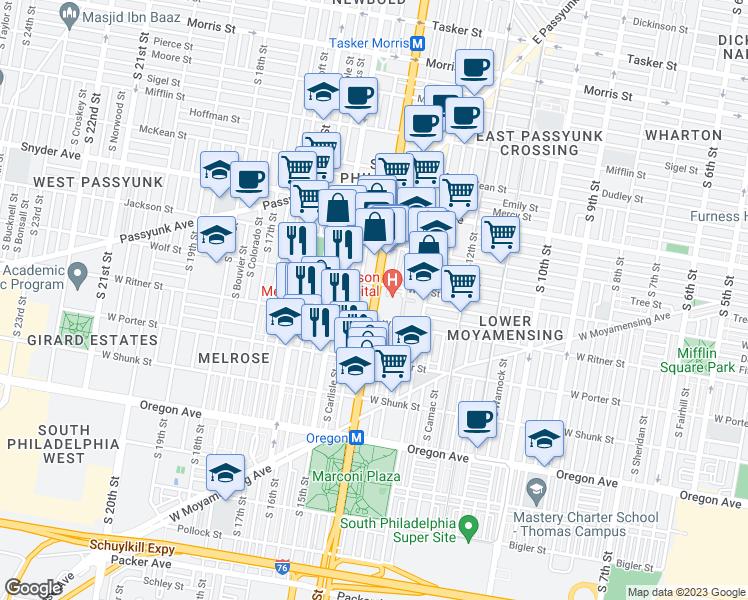 Restaurants Near Broad Street Philadelphia