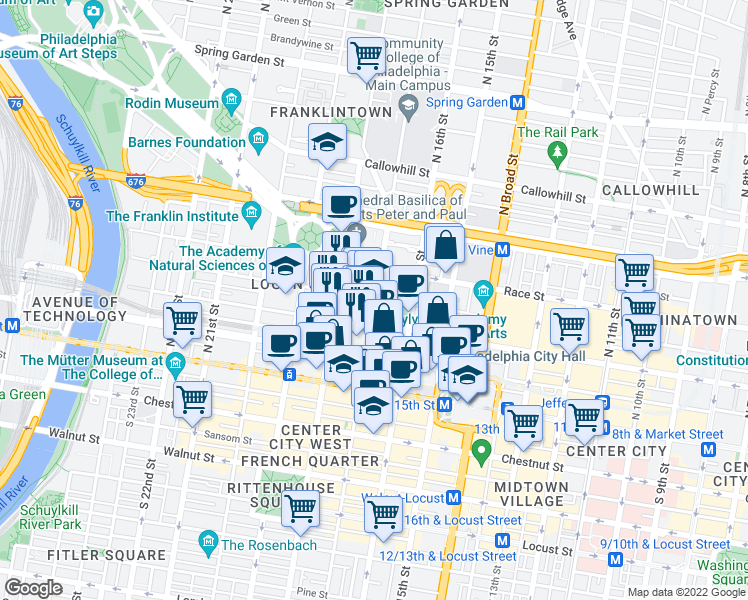 Restaurants Near Parkway West And Pa