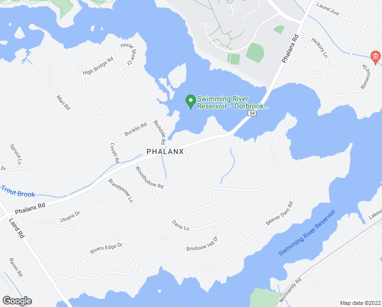 map of restaurants, bars, coffee shops, grocery stores, and more near 4 Rimwood Lane in Monmouth County