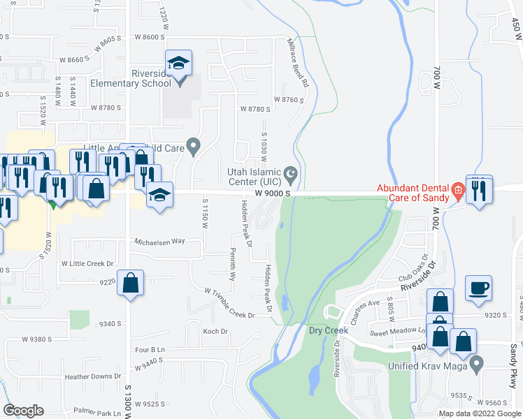 9051 s 1075 w st west jordan ut walk score map of restaurants bars coffee shops grocery stores and more near 9051 gumiabroncs Image collections