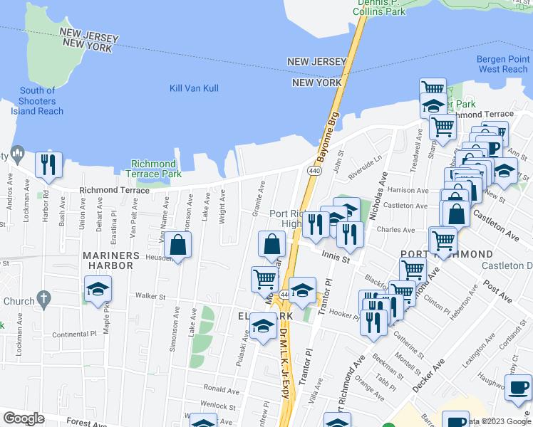 74 winant street new york ny walk score for 100 richmond terrace staten island ny 10301