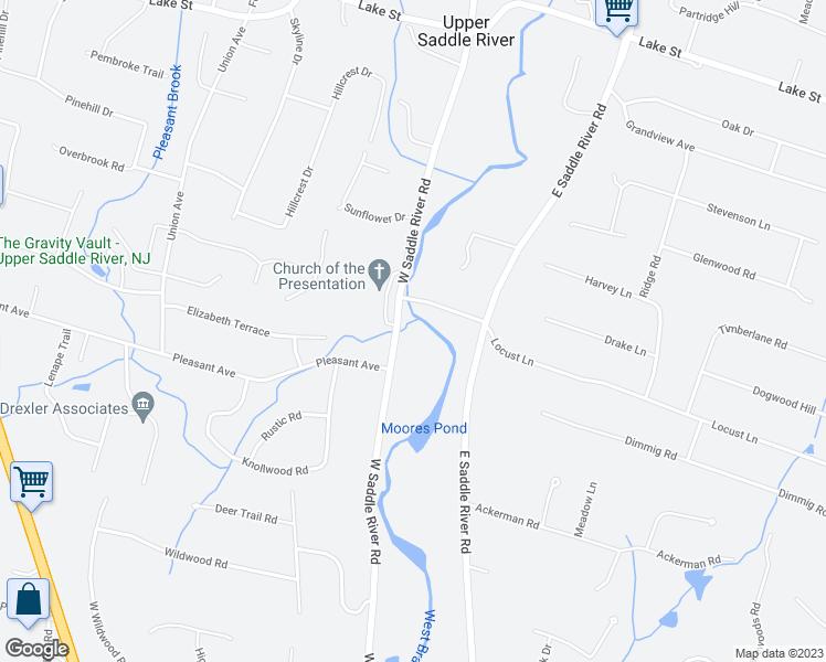 262 West Saddle River Road, Upper Saddle River NJ - Walk Score Saddle River Nj Map on towaco nj map, loch arbour nj map, victory gardens nj map, ridgewood nj map, sparta township nj map, glen rock, englewood cliffs, palisades park, delran township nj map, franklin lakes, pequannock township nj map, morris county, saddle brook, edison nj map, fair lawn, middlesex nj map, upper saddle river, independence township nj map, bergen county nj map, greenwich township nj map, river edge nj map, saddle on a map, radburn nj map, brooklawn nj map, park ridge, riverton nj map, palisades interstate parkway nj map, bergen county, maurice river township nj map, far hills nj map,