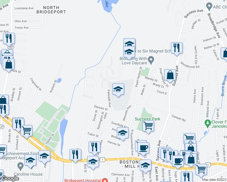 Bridgeport CT  Walk Score