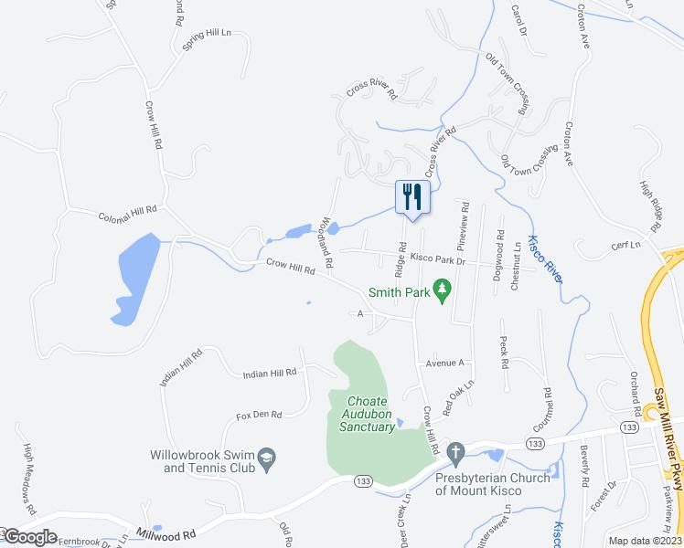 Mt kisco map / New haven hotels