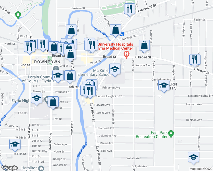 Homes For Sale Washington Ave Elyria Ohio