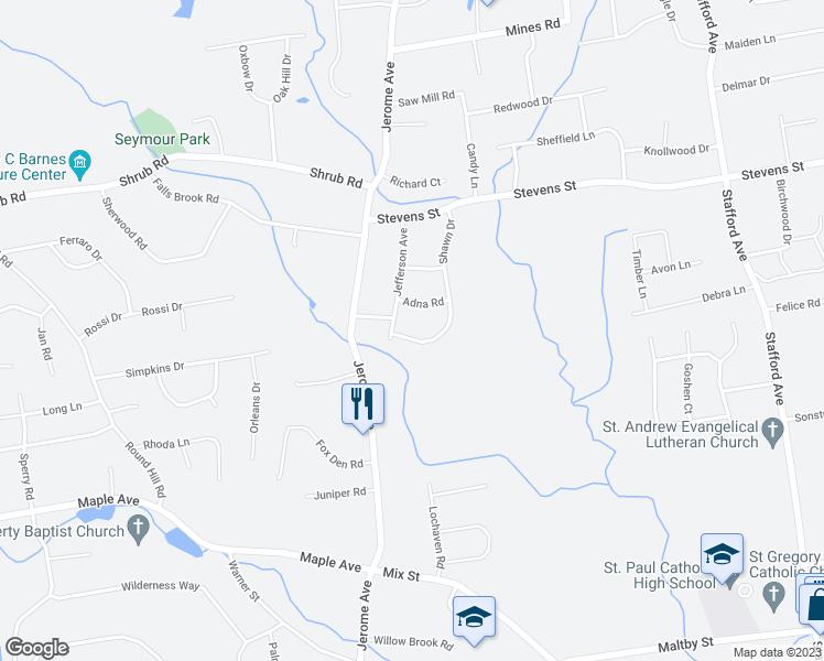 150 Shawn Drive, Bristol CT - Walk Score
