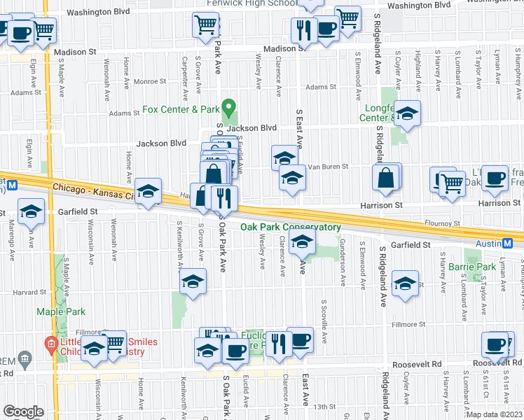 Oak Park Chicago Map.Gladstone Park Chicago Map Www Picsbud Com