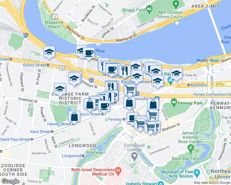 98 Mountfort Street Boston Ma Walk Score