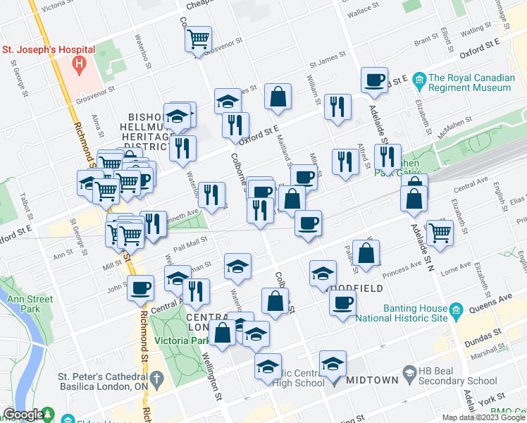 The Mall London Map.412 Pall Mall Street London On Walk Score