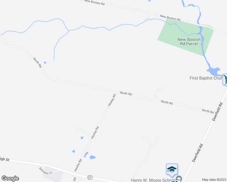 167 Healey Road, Candia NH - Walk Score on