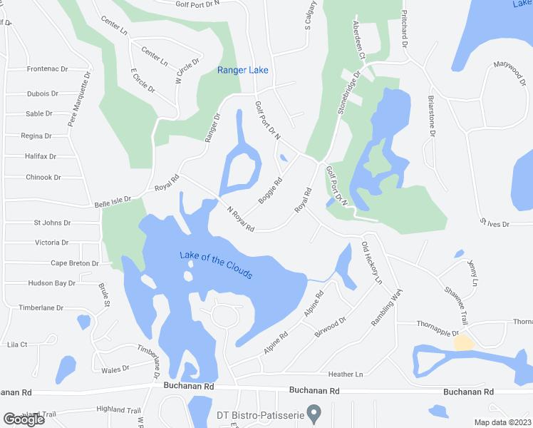 Stanwood Michigan Map.9010 Boggie Drive Stanwood Mi Walk Score
