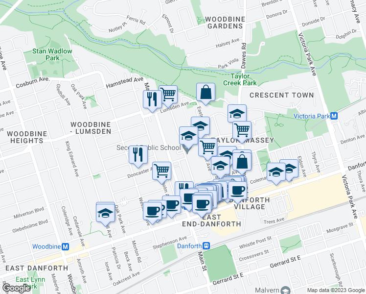 Bars And Restaurants Near Carelton Toronto