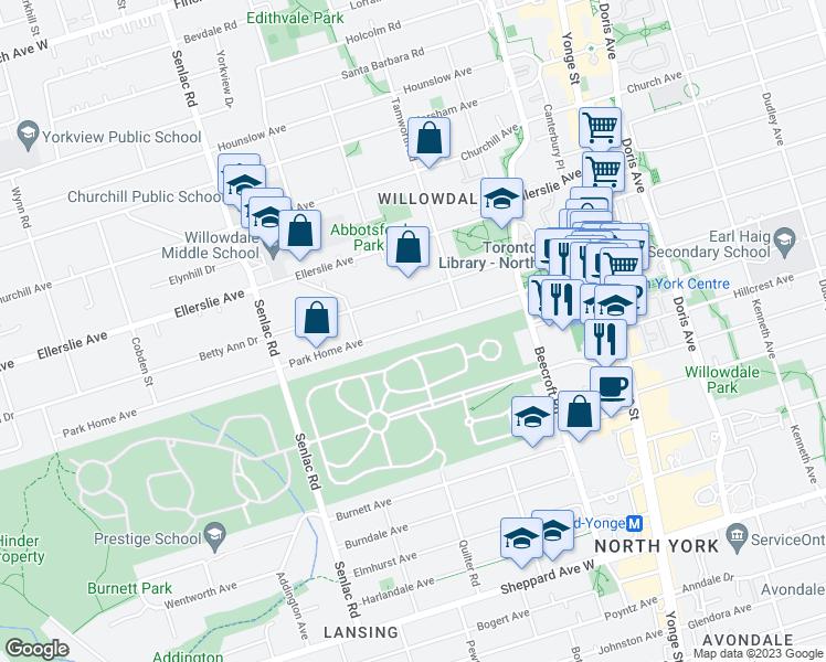 107 Park Home Avenue Toronto ON