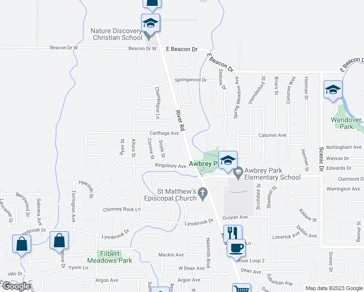 Arrowhead City Park Eugene