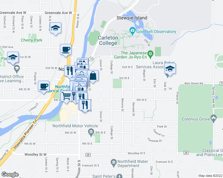 300 N College St, Northfield MN - Walk Score