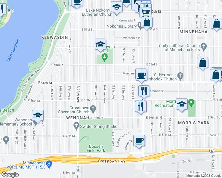 Bossen Park Apartments Minneapolis