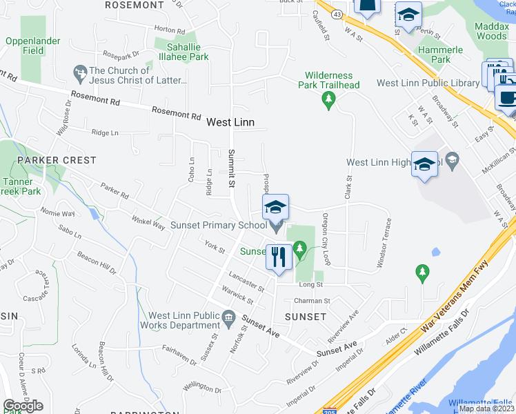 2671 Oregon City Boulevard, West Linn OR - Walk Score on