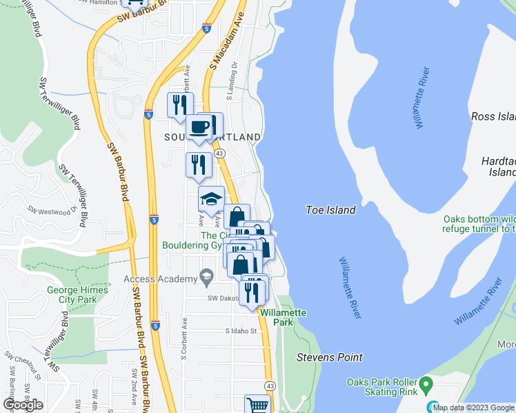 Restaurants Near Riverpoint