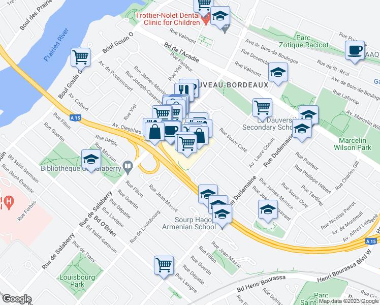 2591 Terrasse De Louisbourg Montréal Qc Walk Score