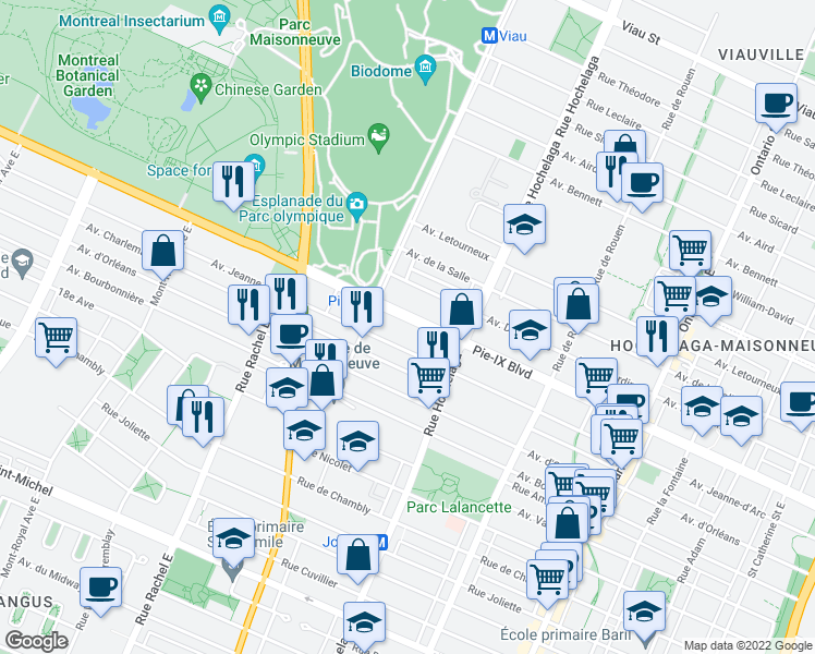2620 Boulevard Pie Ix Montreal Qc Walk Score