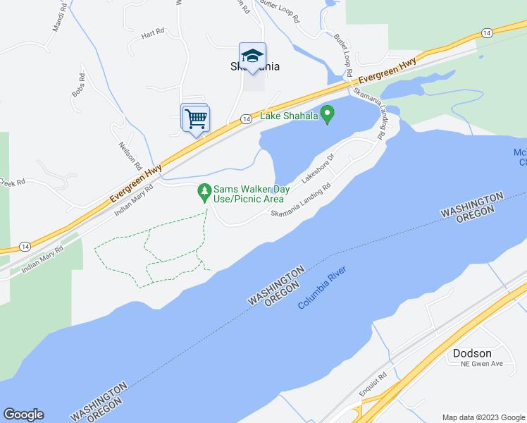 72 Lakeshore Drive Stevenson Wa Walk Score