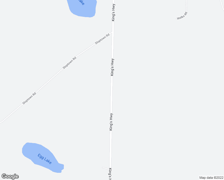 map of restaurants, bars, coffee shops, grocery stores, and more near King's Highway in Beaver Island