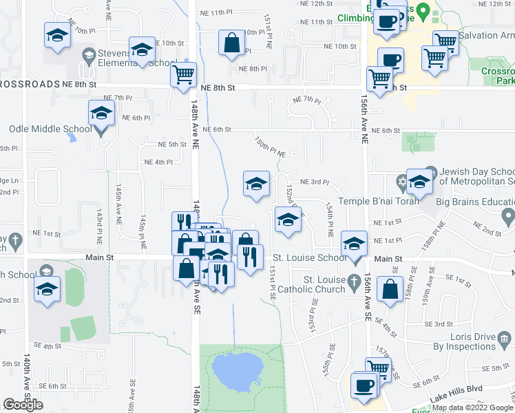 301 151st Place Northeast, Bellevue WA - Walk Score on bellevue washington zip code map, city of bellevue ohio map, bellevue mall map, bellevue collection map, the shops at willow bend map, southcenter mall map, boeing bellevue map, totem lake mall map, glenbrook square map, washington square map, town square store map, bellevue ia map, bellevue college map, the space needle map, bellevue place map, bellevue transit center map, south bellevue map, overlake hospital medical center map, assembly square map, bellevue wa map,