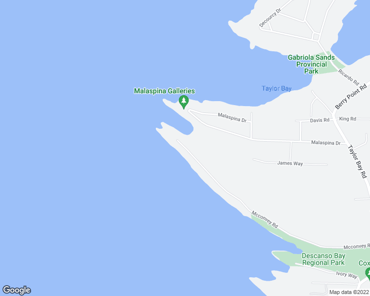 Mcconvey Road Gabriola Island Bc