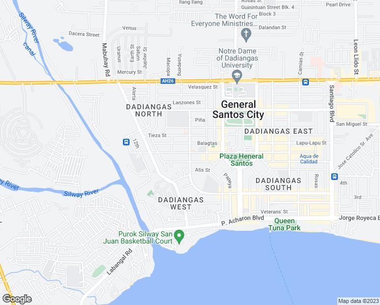Pres.Ramon Magsaysay Avenue, General Santos City SOCCSKSARGEN - Walk ...