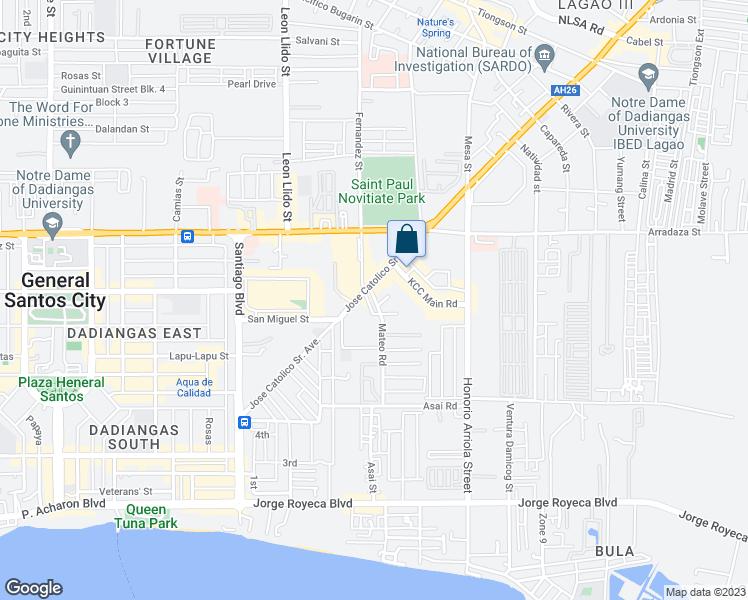 Mateo Road, General Santos City SOCCSKSARGEN - Walk Score